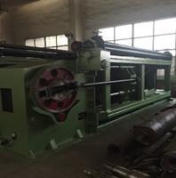 Buy 4300mm Weaving Mesh Width New Double Rack Drive Gabion Box Machine, Hexagonal at wholesale prices