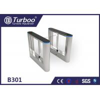 Quality Anti - Temperature Optical Barrier Turnstiles Novel And Beautiful Design for sale