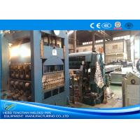 Quality Durable Metal Cut To Length Line CRC Materiial 1600mm Coil Width ISO9001 for sale