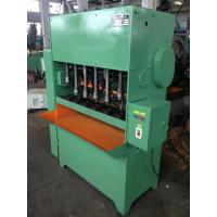 Quality Vertical Automatic / Half - Automatic Nut Tapping Machine For Rolls Inside for sale