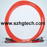 Quality ST/ST MM Patch Cord LSZH 3.0MM for sale