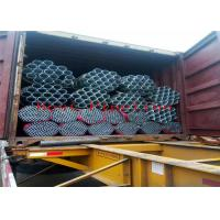 Quality High Performance ASTM A53 Grade B Electric Resistance Welded Steel Tube With BS 1387-1987 for sale