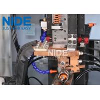Buy electric motor winding formula automatic Commutator Fusing Machine at wholesale prices
