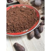 Quality FIRST 10-14% Brown Alkalized Cocoa Powder HALAL Characteristic Cocoa Flavour for sale