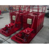 Quality Hgih efficiency mud mixing system unit for well drilling at Aipu solids for sale