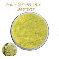 Quality Dietary Supplement Rutin EP Powder CAS 153-18-4 Enhancing Immune System for sale