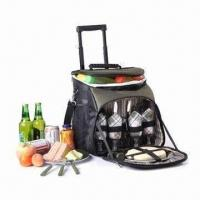 Quality Picnicware Bags, 1200D fabric for sale