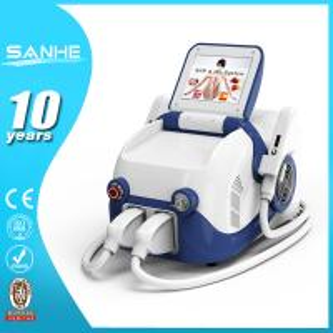 China 2016 Portable SHR IPL laser hair removal machine prices/ipl shr laser hair removal machine on sale