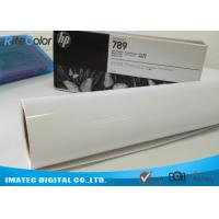 Quality Water Resistant Glossy Cast Coated Photo Paper Sticker Roll 135gsm for sale