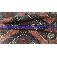 Quality Moss Crepe Rayon Fabric 40S 135GSM Digital Print Fabric for sale