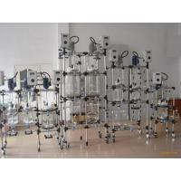Quality Jacketed S212-200L Double-Layer Glass Reactor for sale