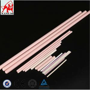 Quality Corrosion Proof 3.85g/Cm3 Ceramic Thermocouple Protection Tubes for sale