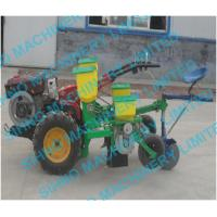 Quality grain corn precision planter working with walking tractor,corn seeder 2 rows for sale