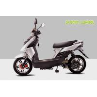 Quality 35 mph Electric 2 Wheel Scooter Gear motor strong climb ability  500W 60V With Alarm System for sale