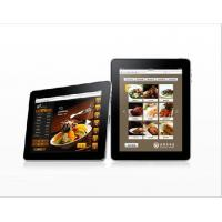 Quality WiFi 9.7 inch Android Tablet PC 512M DDR3 4G Memory Samsung Chip Set Lowest Price for sale