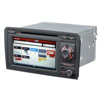 Buy Dual Zone Audi Car DVD Player LCD Display Touchscreen Suppport iPod ST-8603 at wholesale prices