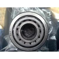 Buy Durable Single Row Tapered Roller Bearings , Steel Railway Vehicle Tapered Roller Bearings at wholesale prices