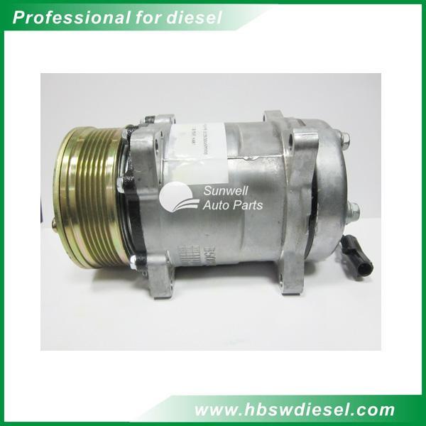 Terex AC compressor