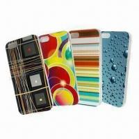 Quality Cases for iPhone 5, Made of TPU Material, Dust-proof for sale