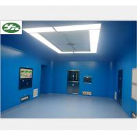 Quality Class 100 Ceiling Hanging Laminar Flow Booth Portable Laminar Air Flow For Operateing Room for sale