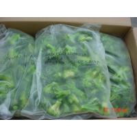 Quality Healthy Frozen Fruits And Vegetables Frozen Broccoli Florets Prevent Cancer for sale