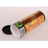 China Creative easy carry tissue Paper Tube Packaging on sale