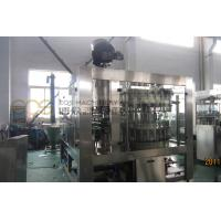 Isobaric Automatic Liquid Bottle Filling Machine