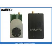 Quality 5.8Ghz Wireless Camera Video Transmitter 1200mW CCTV Security Transmission System for sale