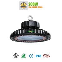 Quality Super bright 200w UFO led high bay light 26000lm 50000hours life 5 years warranty  for sale