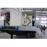 China Automatic PLC Control No. 914-610 Type K Span Roll Forming Machine,Max Span 38 Meters on sale