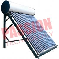 High Efficient Non Pressurized Solar Water Heater Vacuum Tube Easy Installation