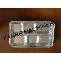 Quality 6 Six Dempartments Foil Container Moulds For Aluminum Foil Container Production Line for sale