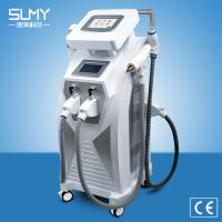 Quality China products/suppliers. IPL Shr Permanent Laser Hair Removal Machine for Sale for sale