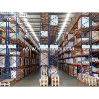 Quality Heavy Duty Storage Pallet Rack Shelving Anti Rust Easy Assemble For Warehouse for sale