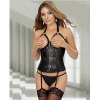 Buy Adult Lingerie Costumes Leather Garter Slip at wholesale prices
