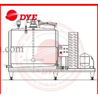 Buy 200L Stainless Steel 304 Ice Water Tank , Water Tank Cooling System at wholesale prices