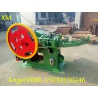 Buy cheap Z94-4c 50mm-100mm length High Speed Automatic Nail Making Machine from wholesalers