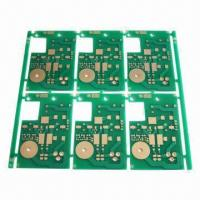 Quality Double-sided PCB for Power Supply, with ENIG Surface for sale