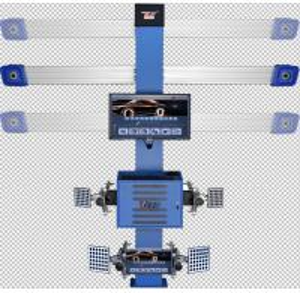 Quality 3D Car 4 Wheel Alignment Machine , Automatic Precision Wheel Alignment Balancing Machine for sale