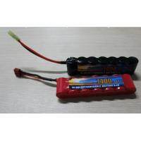 Buy High Power Discharge Typ 8.4V 1600 mAh  Airsoft Gun Battery / Rechargeable NIMH AA Batteries at wholesale prices
