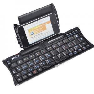 China Folding Portable Bluetooth Keyboard Ultra-light Keyboard for laptop on sale