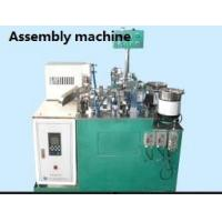 Quality CNC Capacitor Cap Production Line Motor / Snap-in / Axial Disc for Capacitor Cap for sale