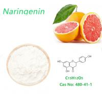 Quality Pharmaceutical / Medicinal Grade Naringenin Extract Lowering Blood Pressure for sale