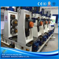 Quality Full Automatic Tube Mill Equipment Directly Forming PLC Control ISO9001 for sale