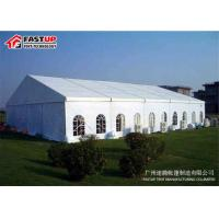 Quality Wedding Event White Marquee Tent 1200 People Seater Guest Available for sale
