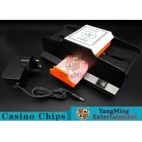 Buy cheap Fast Professional Playing Card Shuffler Save You The Trouble Of Manually Shuffle from wholesalers