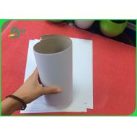 Quality Grade A Offset Printing Paper 200 - 450g Coated Duplex Board In Roll for sale