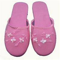 China Ladies Mesh Flip flop Slippers&Sandals on sale