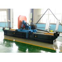 Quality Economical CNC Cold Cutting Pipe Equipment / Cold Circular Saw Cutting Machine for sale