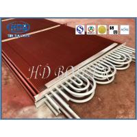 Quality High Efficient Heat Recover Boiler Parts Steam Economizer ND Steel Or Carbon Steel for sale